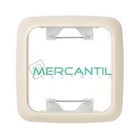 Marcos para Caja Universal Termoestable  SIMON 31 - Color Marfil