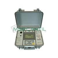 Medidor de Aislamiento con Tension de Prueba Programable hasta 5000V HT7051 HT INSTRUMENTS