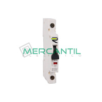 Microinterruptor Automatico Magnetotermico 1P 10A FDMC6K Industrial-Terciario RETELEC
