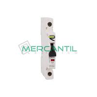 Microinterruptor Automatico Magnetotermico 1P 25A FDMC6K Industrial-Terciario RETELEC