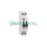 Microinterruptor Automatico Magnetotermico 2P 10A FDMC6K Industrial-Terciario RETELEC