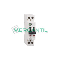 Microinterruptor Automatico Magnetotermico 2P 25A FDMC6K Industrial-Terciario RETELEC