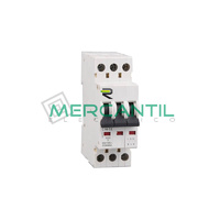 Microinterruptor Automatico Magnetotermico 3P 16A FDMC6K Industrial-Terciario RETELEC