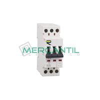 Microinterruptor Automatico Magnetotermico 3P 6A FDMC6K Industrial-Terciario RETELEC