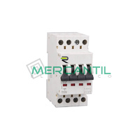 Microinterruptor Automatico Magnetotermico 4P 40A FDMC6K Industrial-Terciario RETELEC