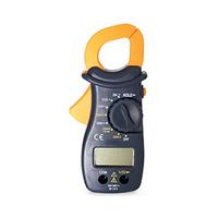 Mini multimetro digital profesional pinza CA/CC GSC