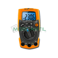 Multimetro TRMS CAT III Ultrarresistente con Linterna LED Integrada IRONMETER HT INSTRUMENTS