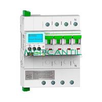 Multiprotector Avanzado con Reconexion y RS485 4P 63A RETELEC