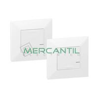 Pack Preconfigurado Encendido Conmutado Netatmo Valena Next LEGRAND - Color Blanco