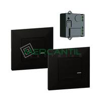 Pack Preconfigurado Encendido Conmutado con Micromodulo Netatmo Valena Next LEGRAND - Color Dark