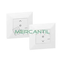Pack Preconfigurado Persiana Centralizada Netatmo Valena Next LEGRAND - Color Blanco