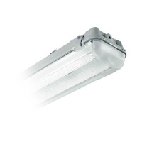 Pantalla estanca Roda LED 2x18W Cld Cell IP65 Disano