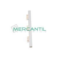 Peine de Conexion 4P Tipo Diente RETELEC - 1 Metro