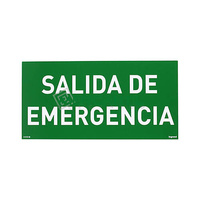 Pictograma para Emergencias LEGRAND - Salida de Emergencia