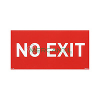Pictograma para Emergencias URA34/URA21/L31/C3/B66/B55 LEGRAND - No Exit