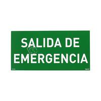 Pictograma para Emergencias URA34/URA21/L31/C3/B66/B55 LEGRAND - Salida de Emergencia