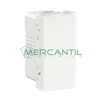 Piloto LED 250V con 3 Colores 1 Modulo New Unica SCHNEIDER ELECTRIC