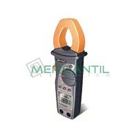 Pinza Amperimetrica 400A CA TRMS con Medida de Potencias/Armonicos HT4022 TRMS HT INSTRUMENTS