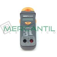 Pinza Amperimetrica 400A CA con Selección Automatica Inteligente HT7010 HT INSTRUMENTS