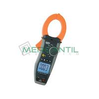 Pinza Amperimetrica Profesional CA 1000A TRMS CAT IV HT9019 TRMS HT INSTRUMENTS