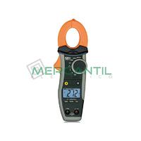 Pinza Amperimetrica Profesional CA 600A en CAT IV HT9012 HT INSTRUMENTS