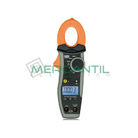 Pinza Amperimetrica Profesional CA 600A en CAT IV HT9014 TRMS HT INSTRUMENTS