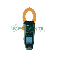 Pinza Vatimetrica 1000ACC+CA TRMS con Bluetooth HT9022TRMS HT INSTRUMENTS