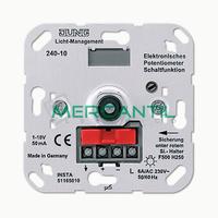 Potenciometro Electronico para Drivers LED y Fluorescencia 1-10V LS990 JUNG