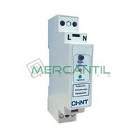 Proteccion contra Sobretension Permanente 1P+N 230Vac NU9-PR CHINT