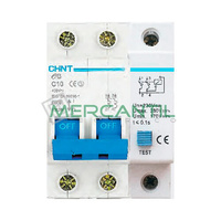 Proteccion contra Sobretension Permanente 3P 10A 230Vac PSP CHINT