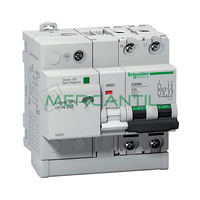 Proteccion contra Sobretensiones 1P+N 40A Combi SPU Sector Industrial SCHNEIDER ELECTRIC