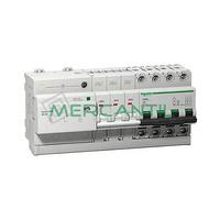 Proteccion contra Sobretensiones 3P+N 40A Combi SPU Sector Industrial SCHNEIDER ELECTRIC