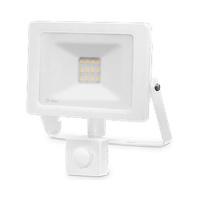 Proyector LED 10W con sensor blanco IP65 GSC