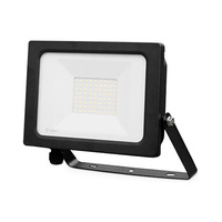 Proyector LED 150W aluminio negro IP65 GSC