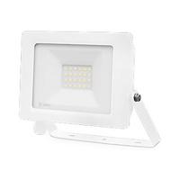 Proyector LED 20W aluminio blanco IP65 GSC