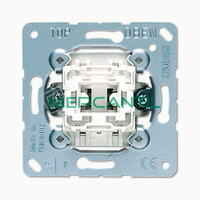 Pulsador Conmutador Bipolar 16AX LS990 JUNG