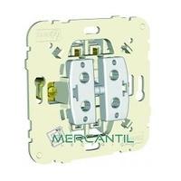 Pulsador Doble sin Enclavamiento Eléctrico 10A-250V LOGUS 90 EFAPEL