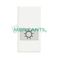 Pulsador Iluminable 1 Modulo Axolute BTICINO - Simbolo Lampara