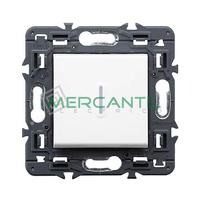 Pulsador Inversor Iluminable 6A Valena Next LEGRAND - Color Blanco
