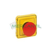 Pulsador de Emergencia 1 Contacto NC Plexo LEGRAND