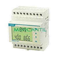 Racionalizador de Potencia 60A con 2 Reles de Salida ENERGEST ORBIS