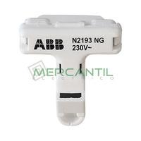Recambio Lampara LED para Interruptor de Tarjeta con Visor 1 Modulo Zenit NIESSEN - Color Verde