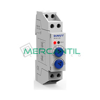 Regulador Modular Universal LED/RLC/CFL DINUY