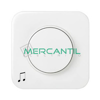 Regulador Tandem de Musica Ambiental con Punto 0 de 5+5W 47 SIMON 31