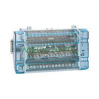 Repartidor Modular Monobloc Tetrapolar 4P 125A LEGRAND – 17 Conexiones