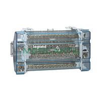 Repartidor Modular Monobloc Tetrapolar 4P 160A LEGRAND – 15 Conexiones