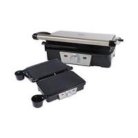 Sandwichera grill 1500W 180º Amantta GSC