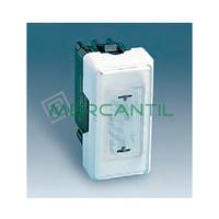 Señalizador Luminoso y Lámpara Neón Incorporada 130/250V SIMON 27 Play - Difusor Incoloro