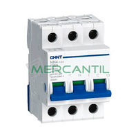 Seccionador Manual 3P 125A NH4 CHINT