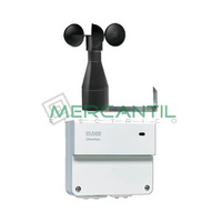 Sensor de Viento con Unidad de Potencia LS990 JUNG